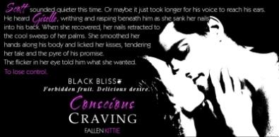 Conscious Craving TEASER