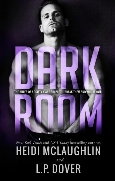 Dark Room Ebook Cover