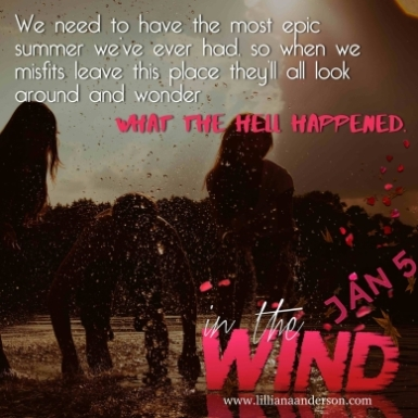 In the Wind Teaser 3