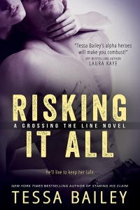 Risking It All #1 Cover