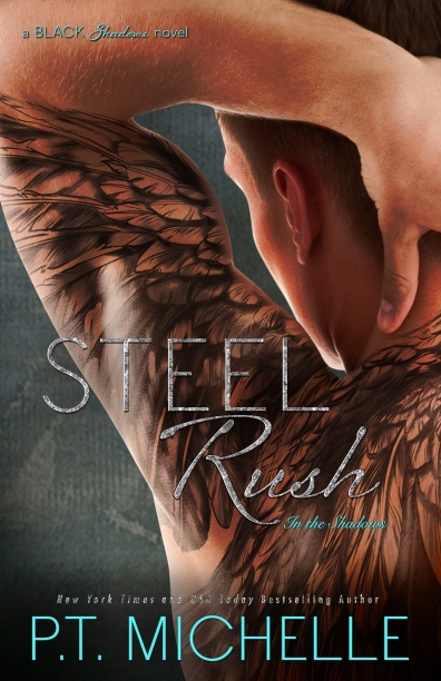 Steel Rush Ebook Cover