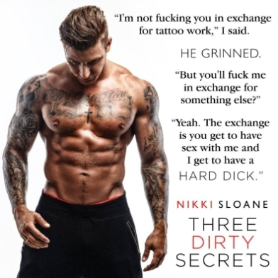 three dirty secrets Teaser 4