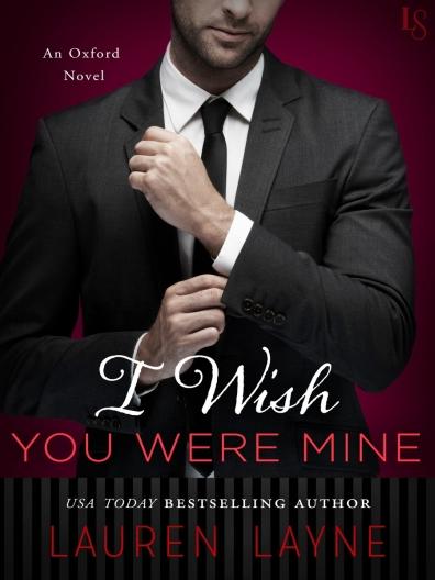 I Wish You Were Mine Ebook Cover