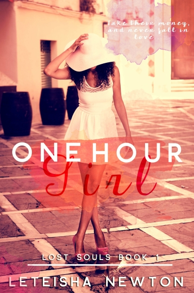 One Hour Girl Ebook Cover
