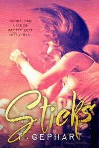 Sticks Ebook Cover