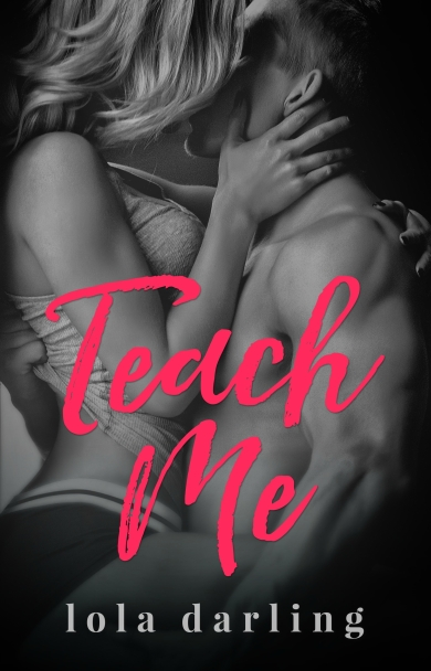 Teach Me Ebook Cover