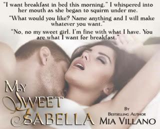 my Sweet Isabella teaser