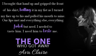 the one who got away teaser