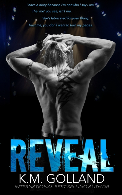 Reveal Ebook Cover