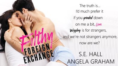 filthy foreign exchange teaser
