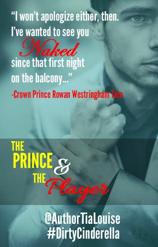 prince and the player teaser