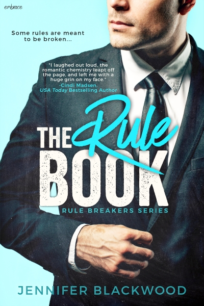 The Rule Book Cover