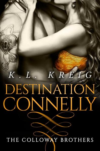 Destination Connelly Ebook Cover