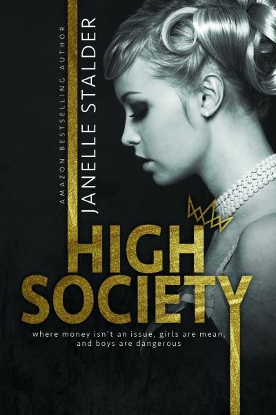 High Society Ebook Cover