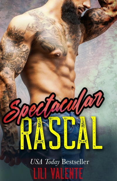 Spectacular Rascal Ebook Cover