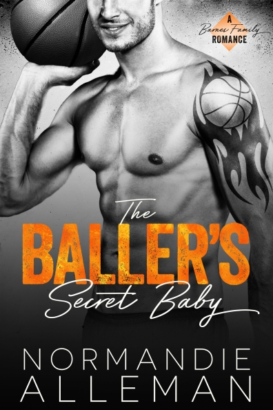 The Ballers Secret Baby Ebook Cover
