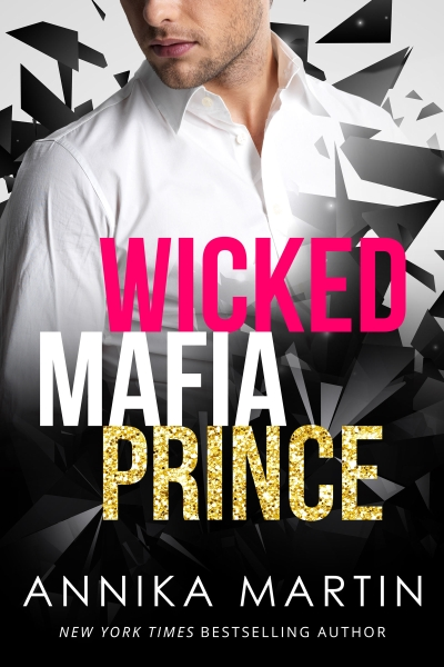 Wicked Mafia Prince Ebook Cover