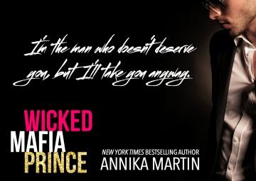 wicked mafia prince TEASER2