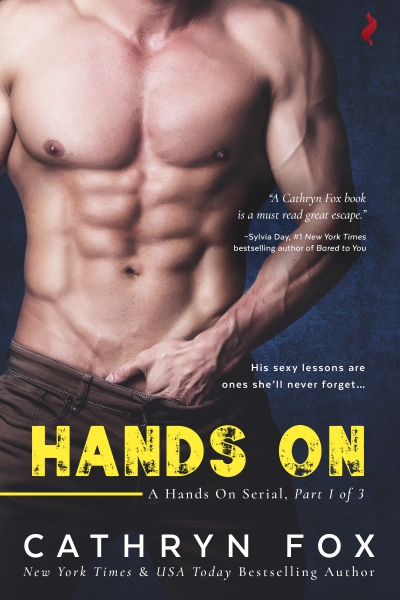 Hands On Cover