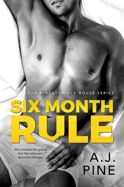 Six Month Rule New Cover